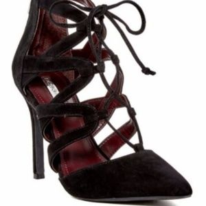 BCBGeneration Tamsin Lace Up Heels